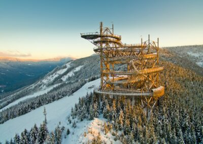 Skiareál Dolní Morava