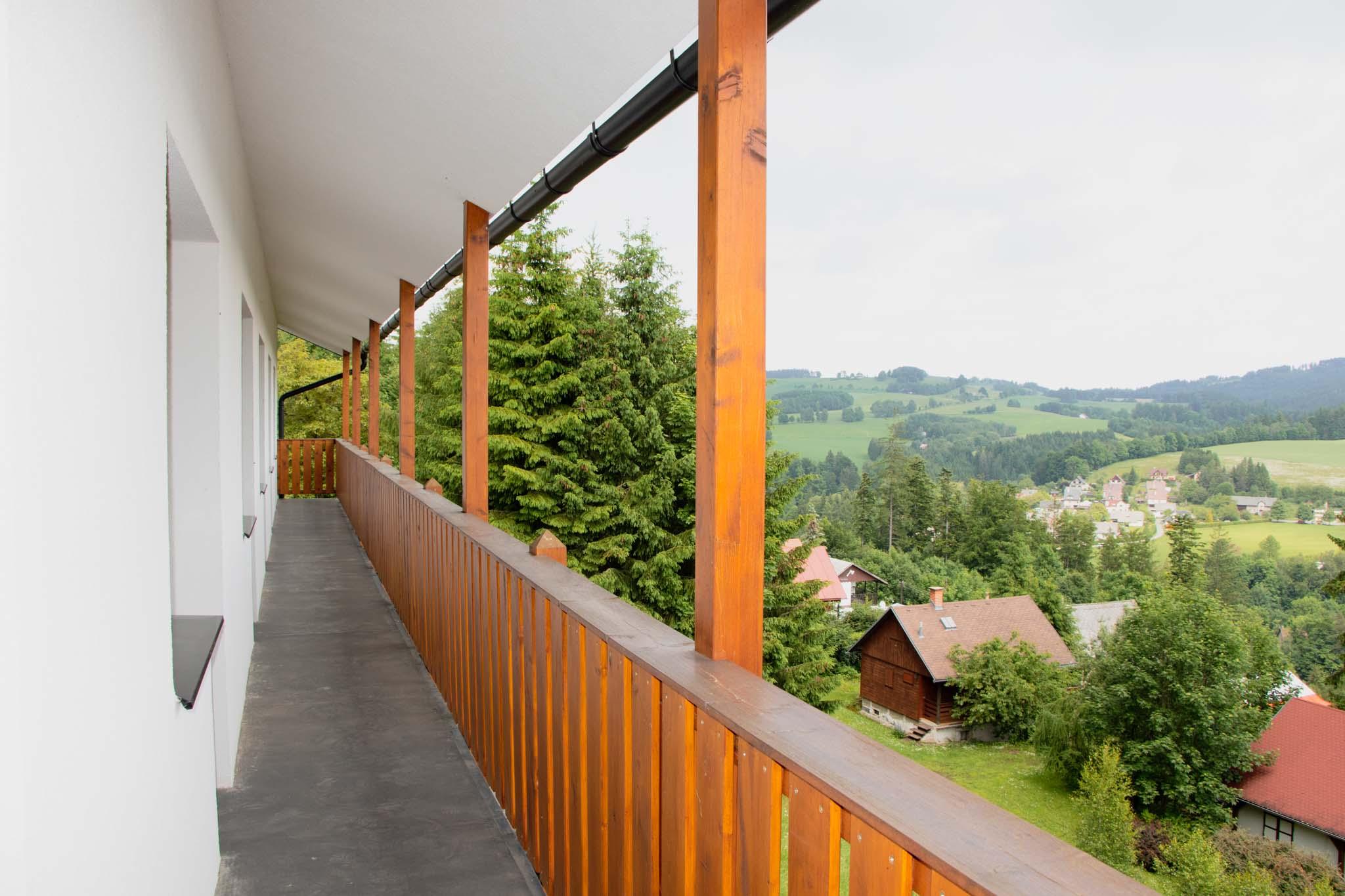 Hotel Pastviny výhled