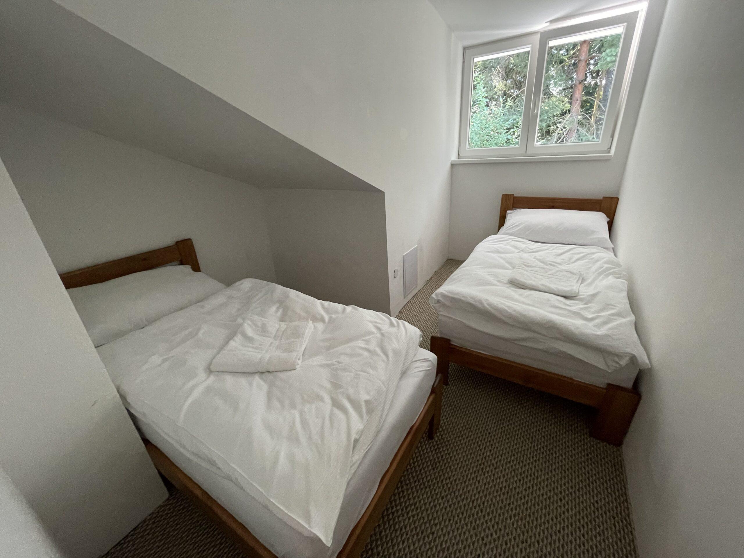 Hotel Pastviny apartmán